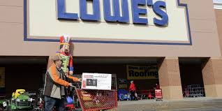will home depot lay away black friday appliance sale items lowe u0027s earnings fall on competition from home depot and e commerce