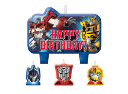 transformer birthday transformers party supplies sweet pea