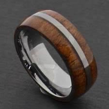 wood mens wedding bands wooden wedding ring ebay