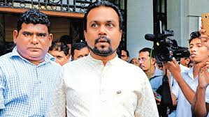 Weerawansa Remanded Wimal Before Fcid Daily News
