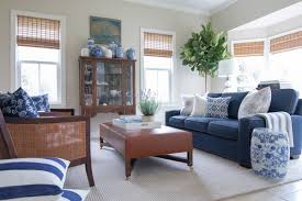 living room attractive blue and white 2017 living room blue and