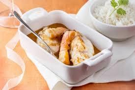 lotte a l armoricaine recette cuisine recette de lotte à l armoricaine facile et rapide
