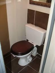 deco wc noir marron