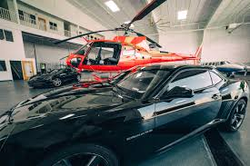 executive helicopter charters in boston