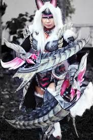 Monster Hunter Halloween Costumes Jinouga Armor Monster Hunter Portable 3rd Ihsan555 Monster