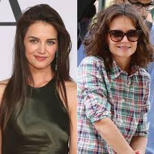 lob hairstyles 2015 katie holmes revisits her lob haircut instyle com instyle com