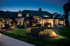 the right lighting makes your yard safe and beautiful at