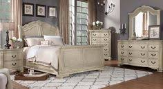 Canopy Bedroom Sets Queen by Shop For A Southampton 6 Pc Canopy Queen Bedroom At Rooms To Go
