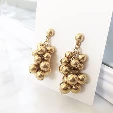 earrings s macy s gold dangle earrings from geri s closet on poshmark