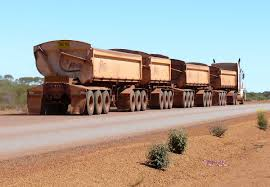 wooden kenworth truck road trains of australia