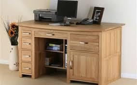 Oak Office Desks Oak Office Furniture Home Interior Minimalis Futurehomedesign