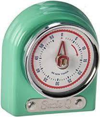 Mint Green Kitchen Accessories by Amazon Com Suzie Q 60508 Hourglass 3 Minute Timer Mint Green