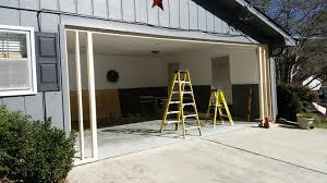 carport garage conversion overhead door company