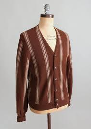 arnold palmer sweater vintage 1960s arnold palmer mod striped cardigan raleigh vintage