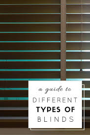 Different Types Of Window Blinds Window Blinds Window Blinds Types Of Images History And Window