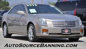 cadillac 2006 cts for sale used cadillac cts for sale in socal
