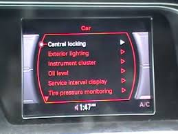 audi service interval reset how to reset the tpms tire pressure monitoring system on 2010 audi