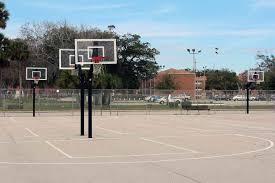 basketball courts with lights near me joe harris park