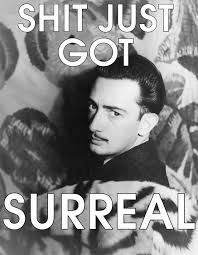 Funny Salvadorian Memes - dali s reality dali art jokes and salvador dali
