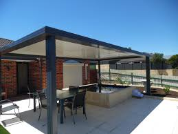 slanted pergola plans tags awesome flat roof pergola fabulous