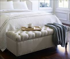 Upholstered Bedroom Bench Bedroom Amazing Upholstered Storage Bench Seat End Of Bed Bench