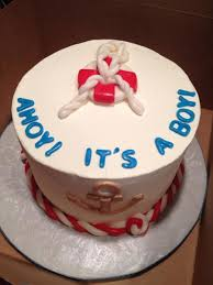 Ahoy It s A Boy CakeCentral