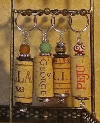 wine glass keychain 205 best keychain images on wine corks key chain and