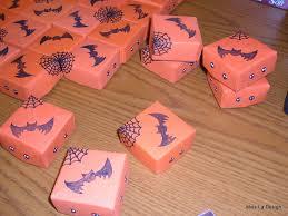origami halloween origami miss la design