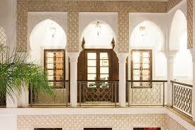 moroccan riad floor plan riad yasmine marrakech morocco