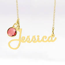 script name necklace name necklace