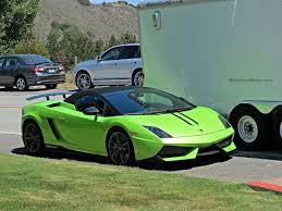 Lamborghini Gallardo Batmobile - lamborghini gallardo spyder performante spotted in carmel valley