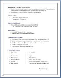 Resume With Sql Experience Sections In A Research Paper 8th Grade Research Papers On Cancer