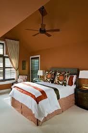 Earthy Orange Modern U0026 Earthy In Sag Harbor Traditional Bedroom New York