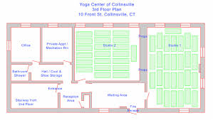 yoga studio floor plan yoga center of collinsville looks to create cohesive space in