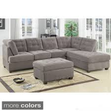 Sectional Sofa With Double Chaise Goose Down Sectional Sofa Aecagra Org