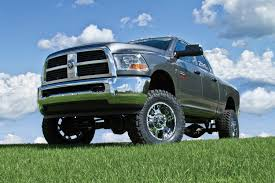 dodge trucks lifted zone offroad 6 suspension system d37 d38 d39