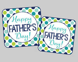 happy fathers day gifts fathers day gift tag etsy