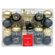 christmas ornament sets 38 best shatterproof ornament set images on christmas