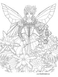 Free Printable Intricate Fairy Coloring Pages For Kids And Free Intricate Coloring Pages