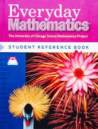 everyday mathematics student reference book grade 4 university