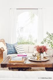 Pink Coffee Table How To Style Your Coffee Table According To Nate Berkus U0027 Team