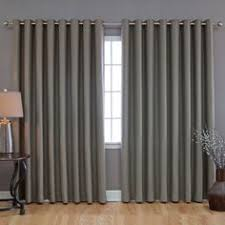 Patio Door Thermal Blackout Curtain Panel Eclipse Thermal Blackout Patio Door Curtain Panel 100x84
