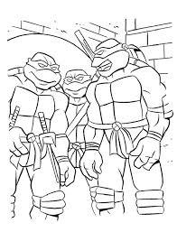 printable ninja turtles coloring pages 31 best teenage mutant ninja turtles images on pinterest