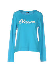 blauer women jumpers and sweatshirts sweatshirt 100 genuine