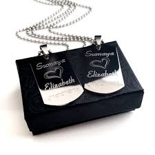 his and hers dog tags uniqjewelrydesigns