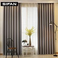Modern Curtains For Kitchen by Best 3d Scenery Blackout Curtains Online Bedroom Window Curtains