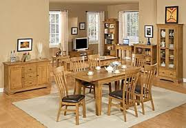 Dining Room Furniture Oak Inspiring Nifty Richardson Brothers Oak - Oak dining room sets with hutch