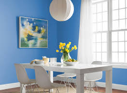 blue painted rooms room with amusing blue dining room colors