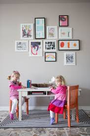 Wall Decorations Living Room by 395 Best Displaying Kids Art Images On Pinterest Kid Art Kids