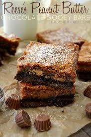reese u0027s peanut butter chocolate gooey bars the domestic rebel